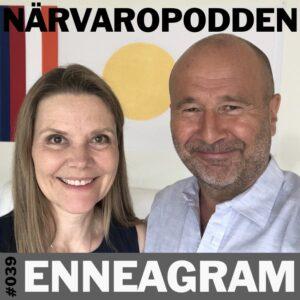 Mona Brenkle Gejer Enneagrammet Närvaropodden Bengt Renander