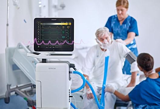 ventilator-Getinge-COVID-19-protea-leadership-respirator